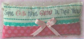 Serenity Stitches Glitter Girls