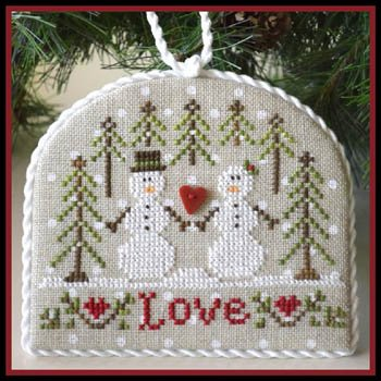 Country Cottage Needleworks Classic Collection Snow Love