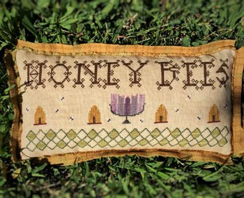 Death By Thread Honey Bees