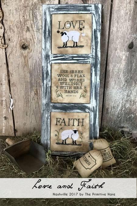 The Primitive Hare Love and Faith