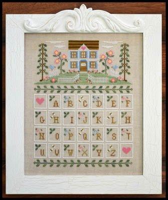 Country Cottage Needleworks Cottage Alphabet