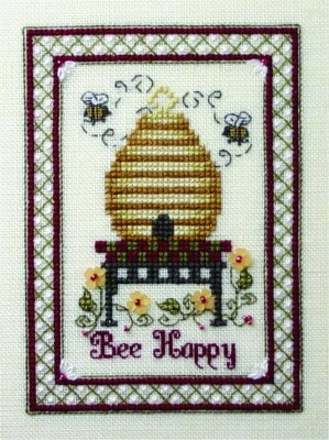 The Bee Cottage Bee Happy
