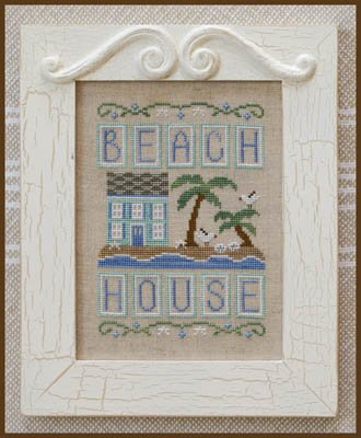 Country Cottage Needleworks Beach House