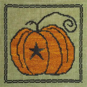 Artful Offerings Prim Pumpkin