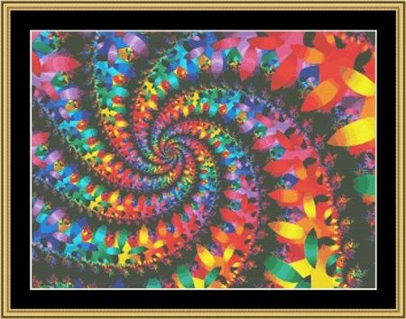 Mystic Stitch New Fractal Art 11
