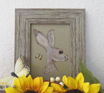 Designs By Lisa The Hare & The Butterfly