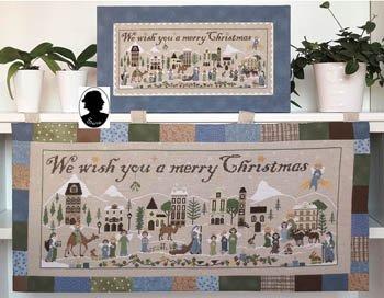 Sara We Wish You A Merry Christmas