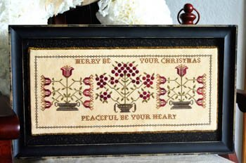 Abby Rose Designs Merry Be Your Christmas