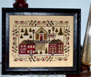 Abby Rose Designs Hometown Christmas