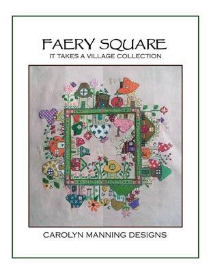 Carolyn Manning Designs / CM Designs Faery Square