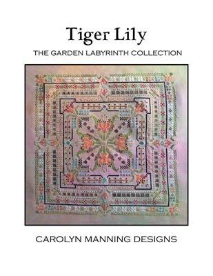 Carolyn Manning Designs / CM Designs Tiger Lily