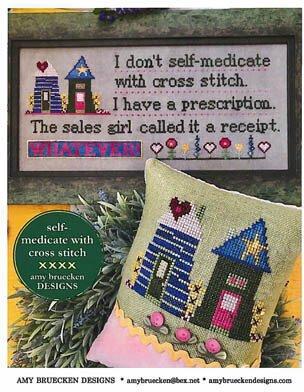Amy Bruecken Designs Self Medicate