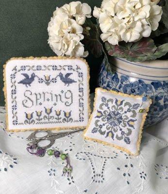 ScissorTail Designs Spring