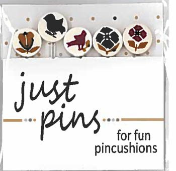 JABCO jp 126 Quaker Pins for Erica Michaels My Needle Berry