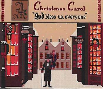 Twin Peak Primitives A Christmas Carol