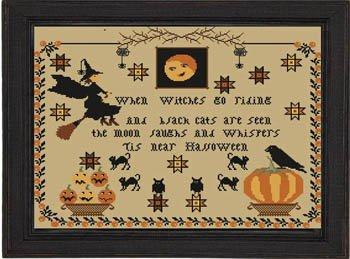Twin Peak Primitives Tis Near Halloween