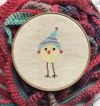 luhustitches Luhu Bird: Snow Bum