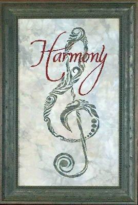 Keslyn's Harmony's Staff