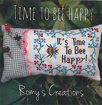 Romy's Creations Time to Bee Happy
