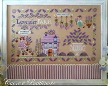 Cuore e Batticuore Lavender Farm