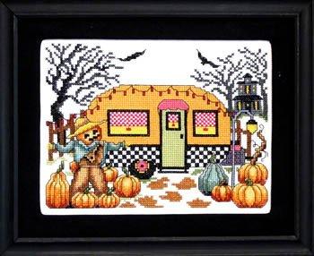 Bobbie G. Designs Autumn Camper