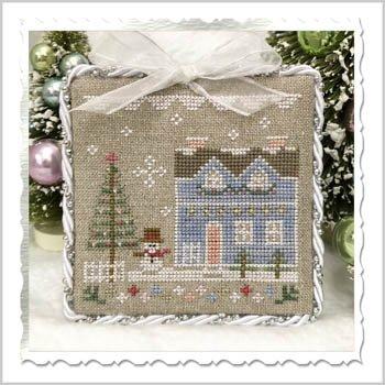 Country Cottage Needleworks Glitter Village - Glitter House 9