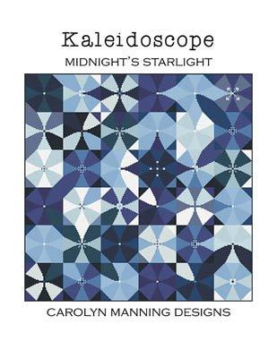 Carolyn Manning Designs / CM Designs Kaleidoscope Midnight's Starlight