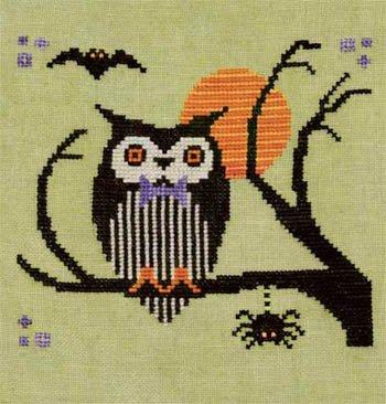 Artful Offerings Hoot Owl Halloween