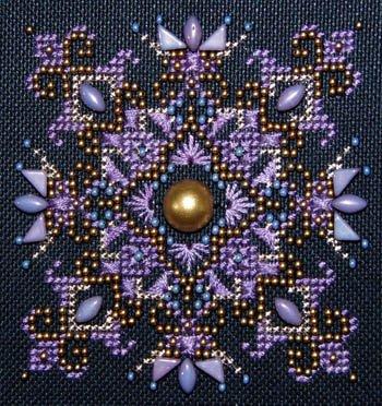 Northern Expressions + Shannon Christine Designs Sparkler: #6 Lila Vega
