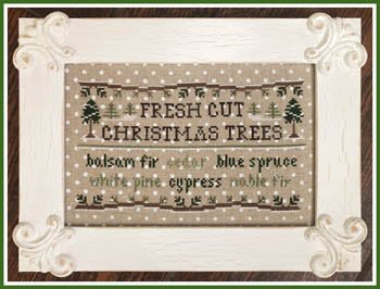 Country Cottage Needleworks Fresh Cut Christmas Trees