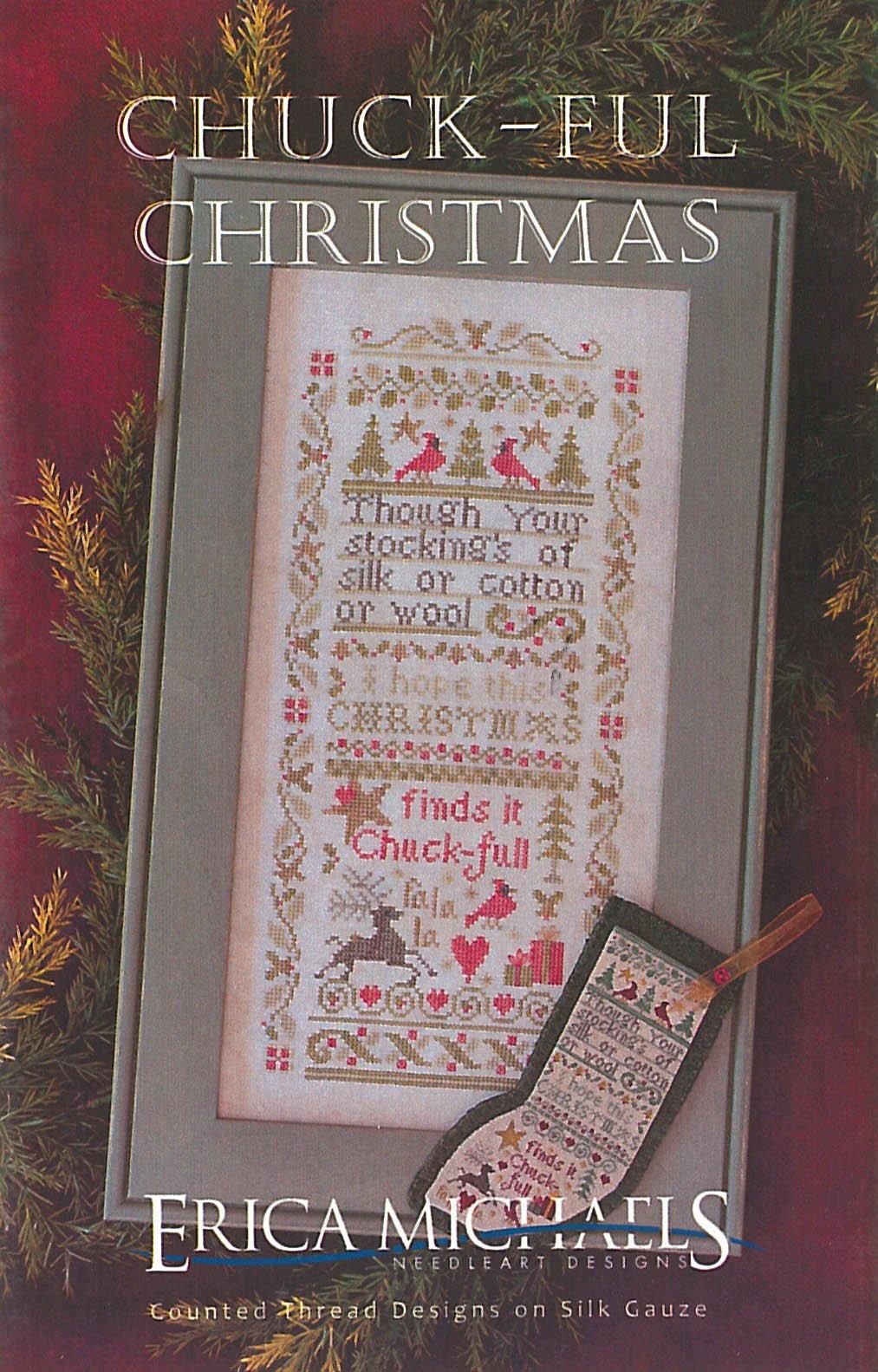 Erica Michaels Chuck-Ful Christmas