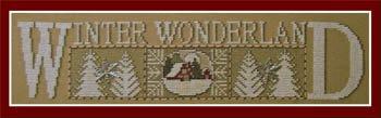 Hinzeit Charmed Winter Wonderland