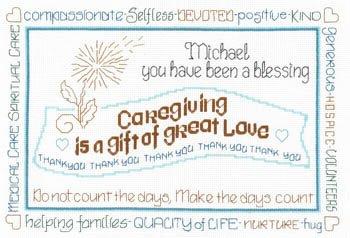 Imaginating Let's Appreciate Caregivers