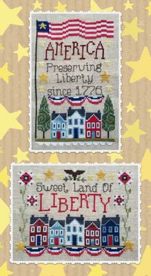 Waxing Moon Designs Preserving Liberty