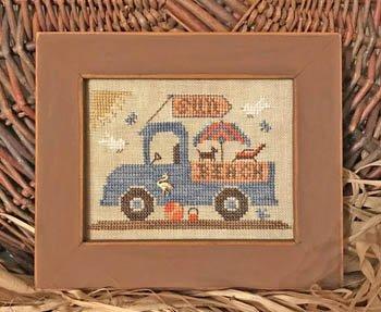 Homespun Elegance Beach Fun Truck