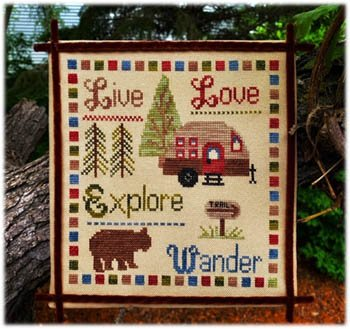 Pickle Barrel Designs Wander & Explore