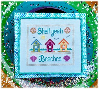 Pickle Barrel Designs Shell Yeah Beaches