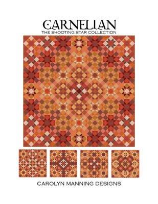 Carolyn Manning Designs / CM Designs Carnelian