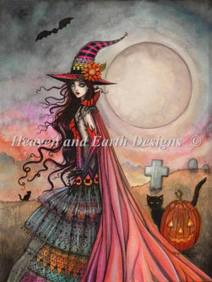 Heaven and Earth Designs The Fanciful Witch