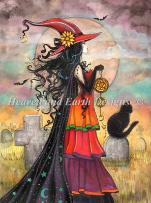 Heaven and Earth Designs Witch Way