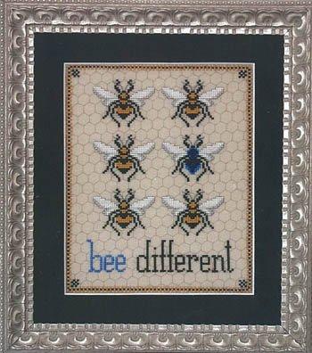 The Blackberry Rabbit Bee Different