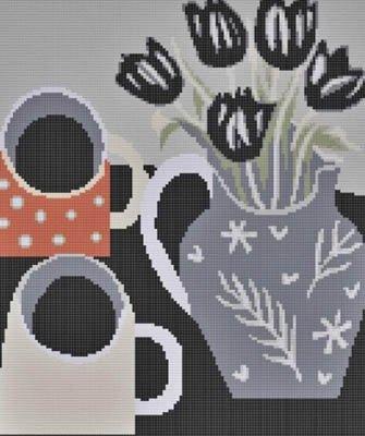 Susanamm CrossStitch Coffee Time
