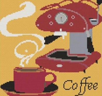 Susanamm CrossStitch Love Coffee