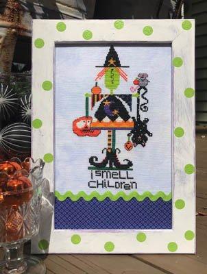 Amy Bruecken Designs I Smell Children