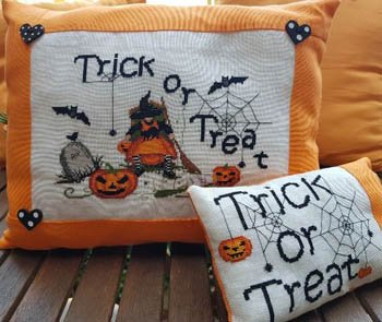 Serenita di campagna Trick or Treat