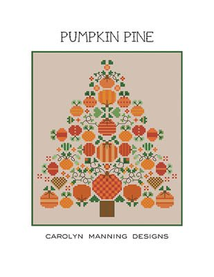 Carolyn Manning Designs / CM Designs Pumpkin Pines