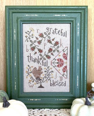 From the Heart: Grateful Quaker