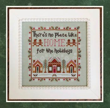 Country Cottage Needleworks Home for the Holidays