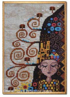 Barbara Ana Dreaming of Klimt