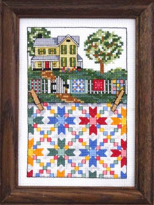 Bobbie G. Designs My Country Quilts